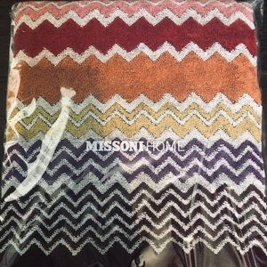 Missoni Beach Towel. Brand new in bag.
